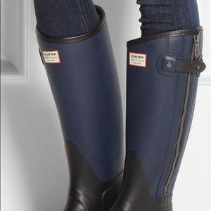 Limited Edition Hunter x Rag & Bone Rain boots